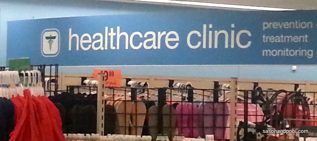 #shop #healthcareclinic signage