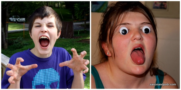My Silly Kids Are What Is Important #ShareWhatsGood