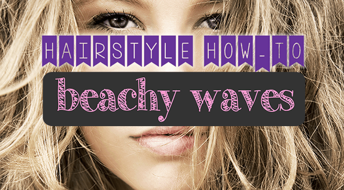 Hairstyle How To Beachy Waves Feature PNG