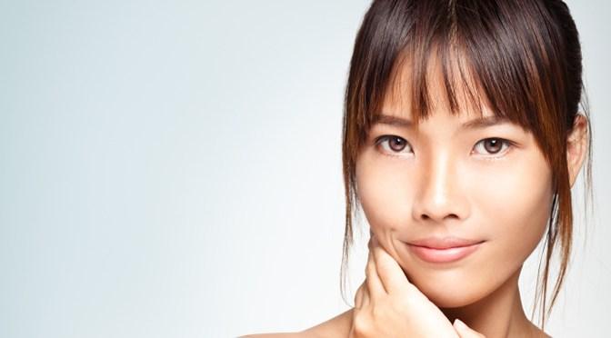 Beautiful Asian Raw Natural Beauty