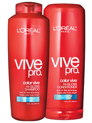 loreal vive pro color vive review