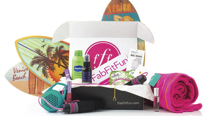 FabFitFunSummerBox2015Review