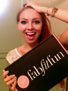 FabFitFun Summer 2015 Box Review