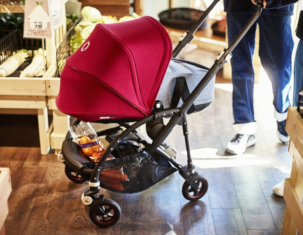 Compact Stroller Singapore Bugaboo Bee The Perfect City Stroller From Newborn To Older