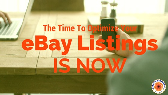 Optimize Your eBay Listings
