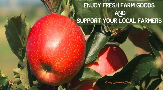 enjoy fresh farm goods and support your local farmers sassy townhouse living