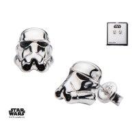 Star Wars Earrings Stormtrooper Sterling Silver ...