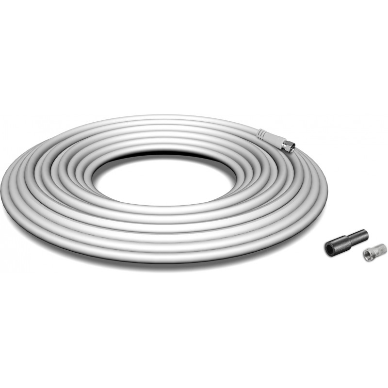 Cable Coaxial Satellite Exterieur Cable Coaxial Tnt Antenne Tv Tnt Supergain Ballade 003150
