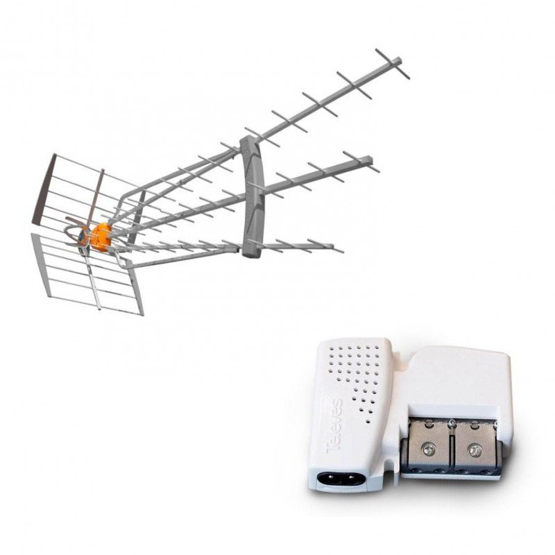 Antenne Exterieur Tnt Antenne Tnt Hd Exterieur Reception Difficile Antenne