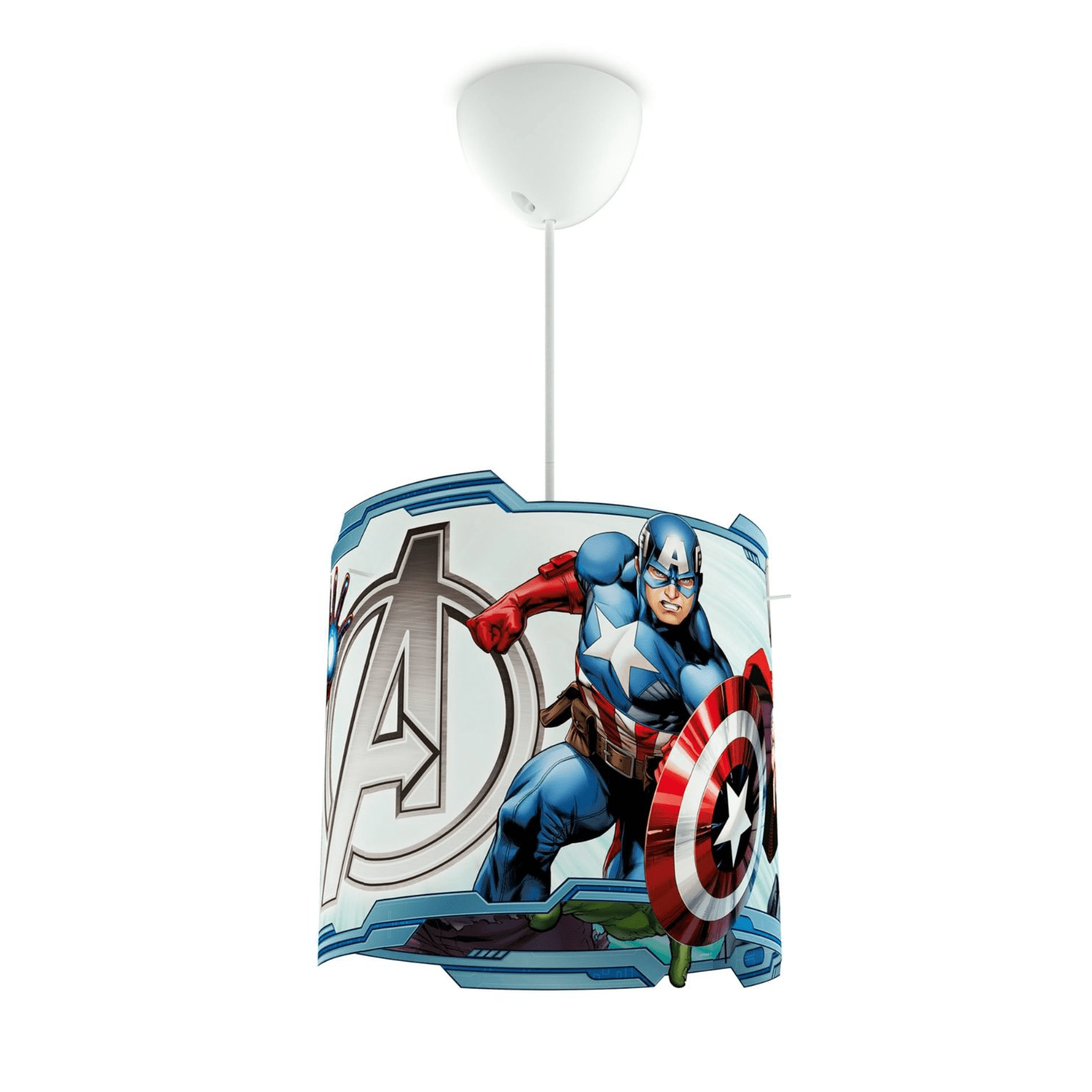 Led Lampe Kinderzimmer Philips Marvel Avengers Led Pendelleuchte Kinderzimmer