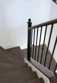 From Carpet to Hardwood: Our Staircase Makeover - Satori ...