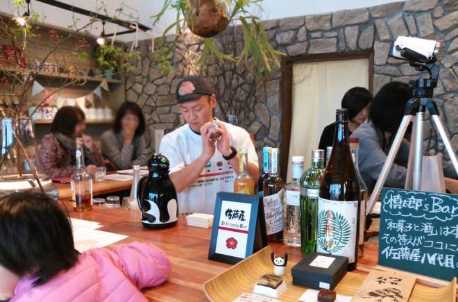 家族もお客様も一緒になれる楽しみ。慎太郎''s Bar