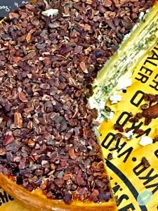 Kakaonibskäse