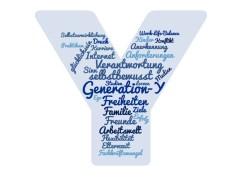 Produkt der Generation Y