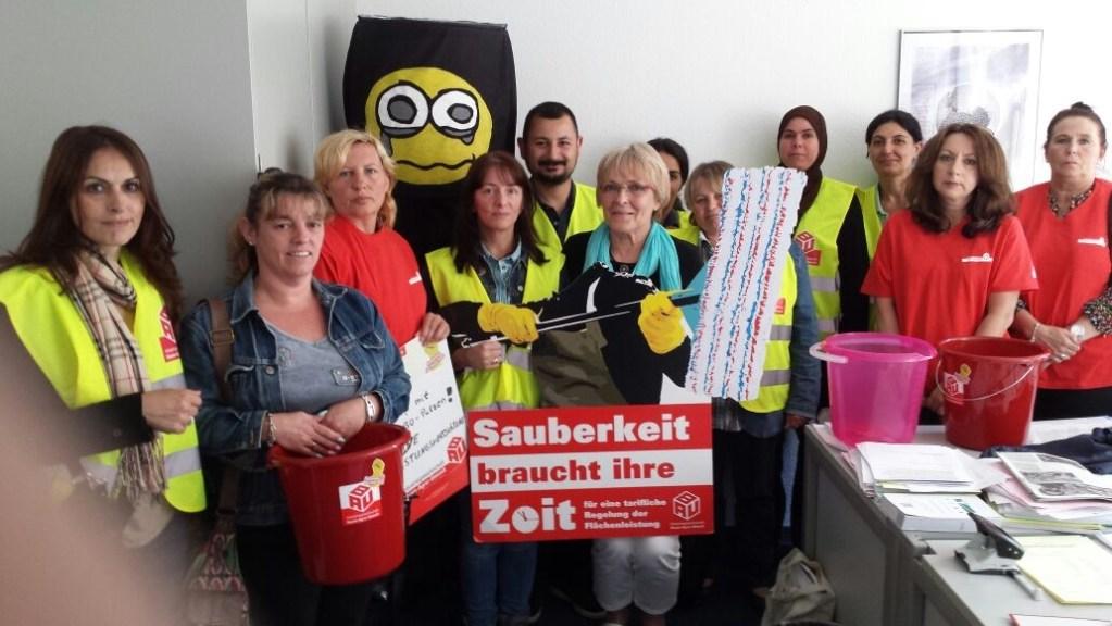 Die Linke, Krefeld