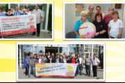 Von Berlin bis Eisenach - KollegInnen im Osten mobilisieren weiter für Tarifrunde