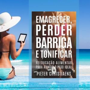 Ebook Emagrecer Perder Barriga e Tonificar na Praia