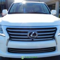 LEXUS LX 570 2014 GCC SPECS FULL OPTION