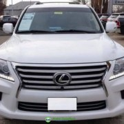 LEXUS LX 2015, GULF SPECIFICATION JEEP