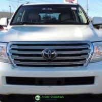 LAND CRUISER GXR 2014 - WELL MAINTAINED