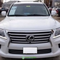 LEXUS LX 570 2015 USED CAR FOR FAMILY