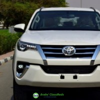 Toyota Fortuner 2018 model
