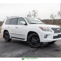 Perfectly Used Lexus LX 570 Suv for sale