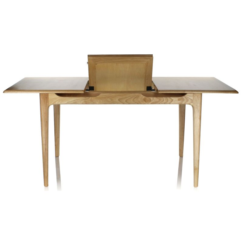 Table Bois Rectangulaire Table Rectangulaire Bois Naturel - Lund - Saulaie
