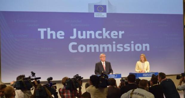 Juncker press