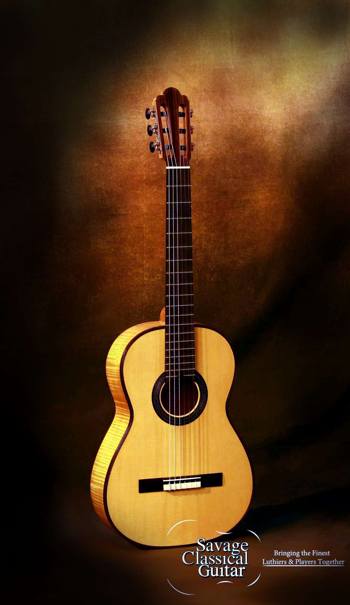 Alessi Sale Kenny Hill Torres Classical Guitar For Sale By Savage