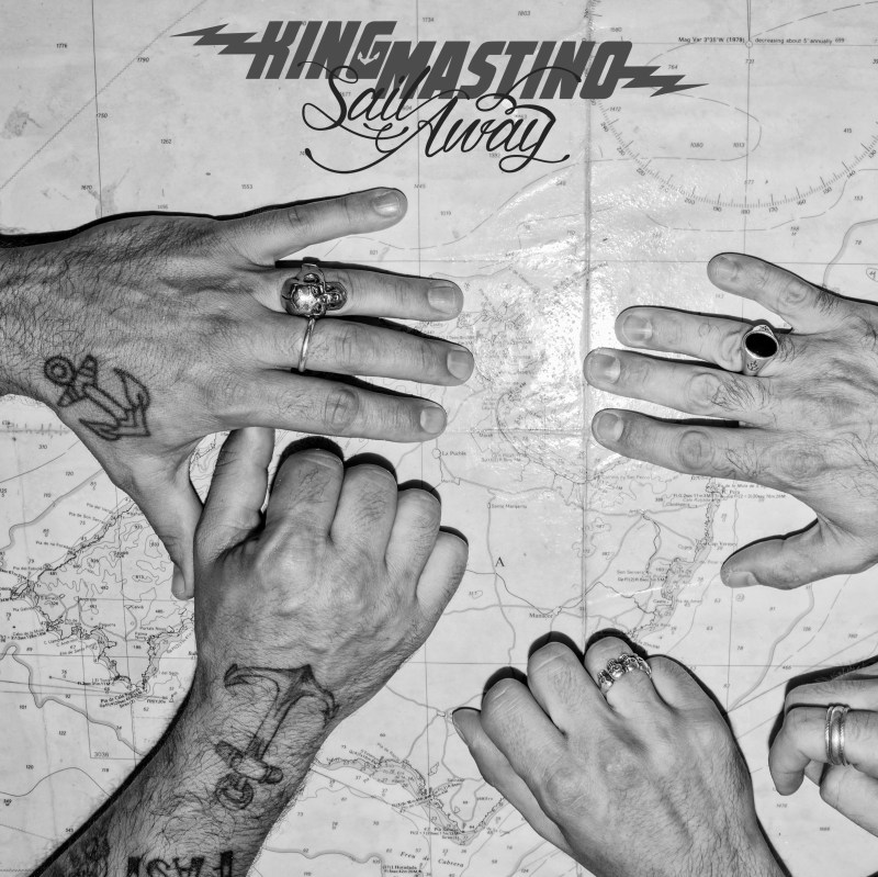 King Mastino Sail Away LP Cover