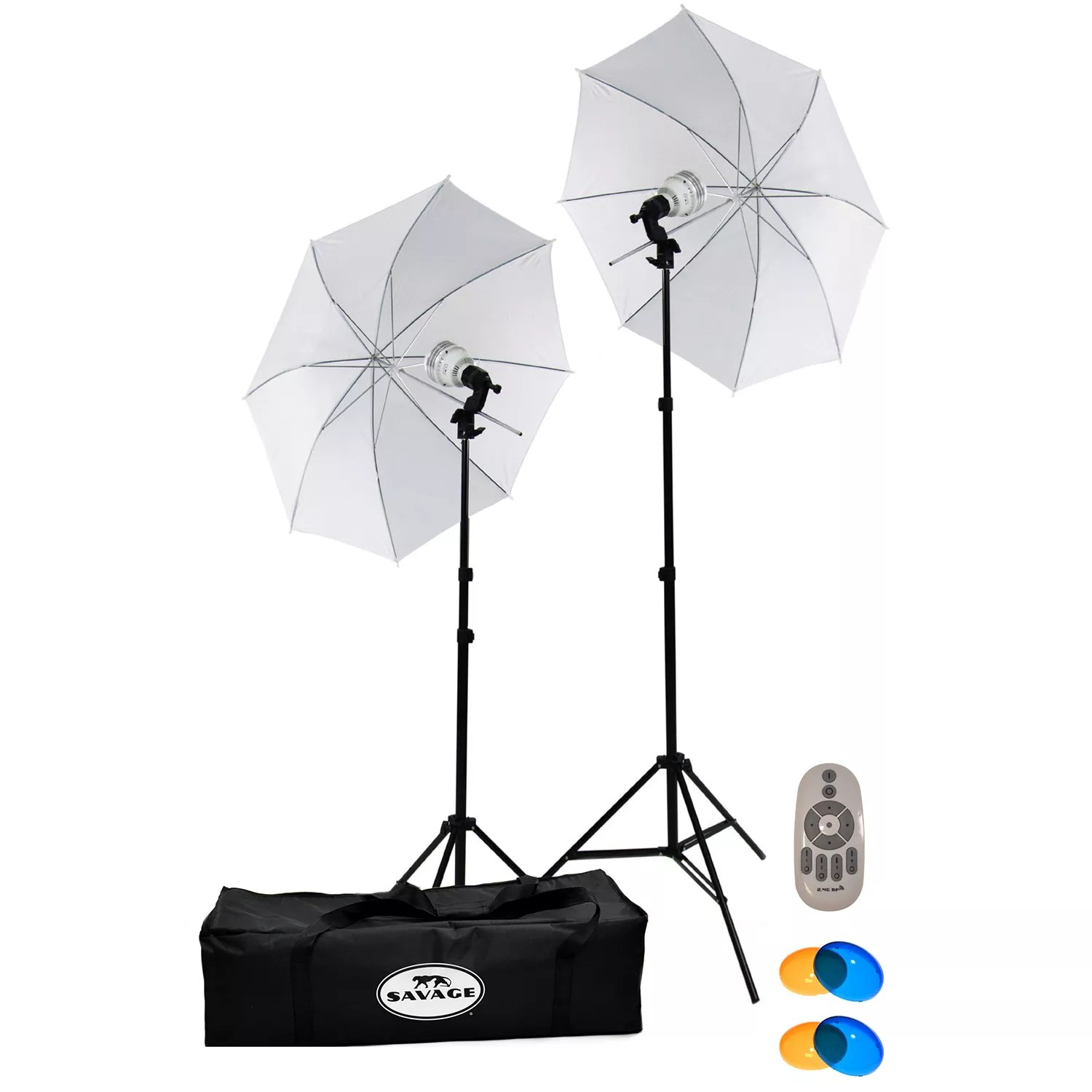 500 Watt 500 Watt Led Studio Light Kit Savage Universal