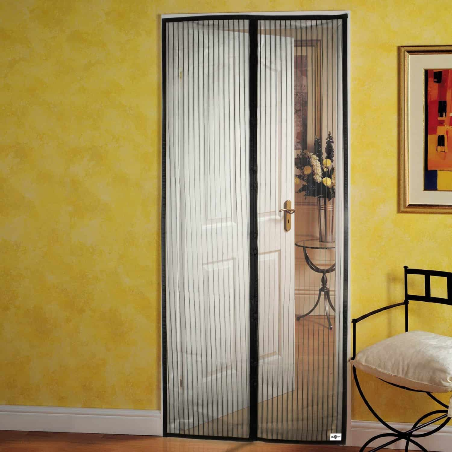 Magnetic Fireplace Doors Top 10 Best Magnetic Screen Doors Of 2018 Reviews