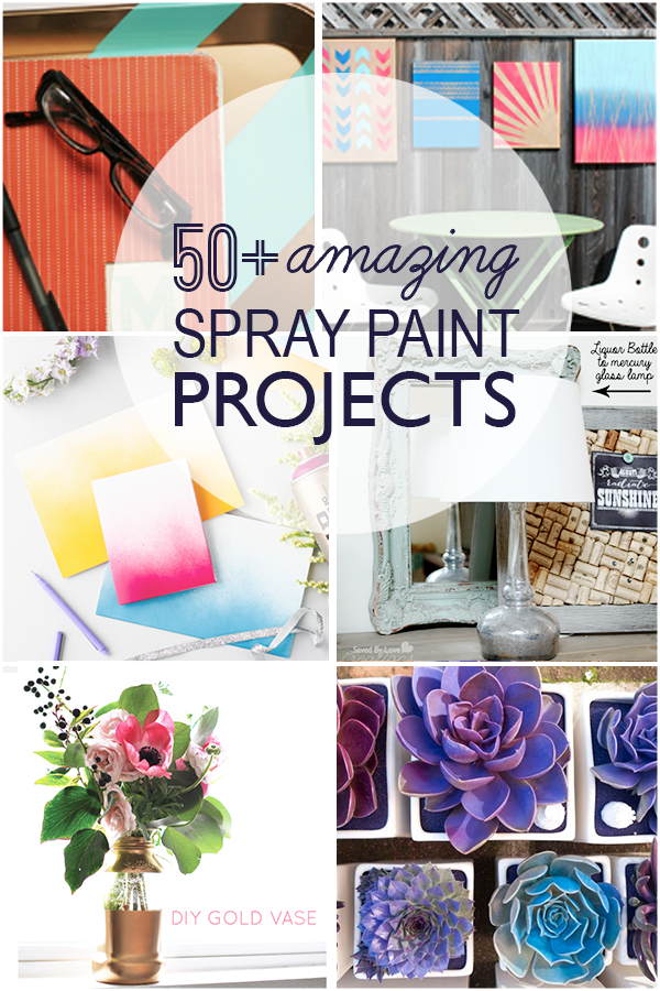 Glass Dresser Ikea Over 50 Amazing Diy Spray Paint Projects To Make