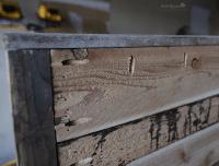 DIY Reclaimed Wood Headboard Under $25