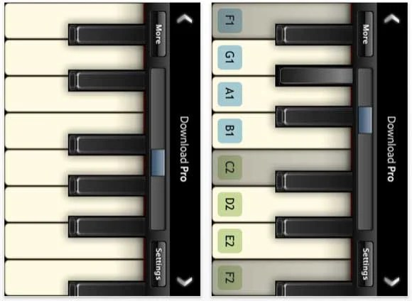 musicapps Virtuoso Top 10 Best And Free Music iPad Apps