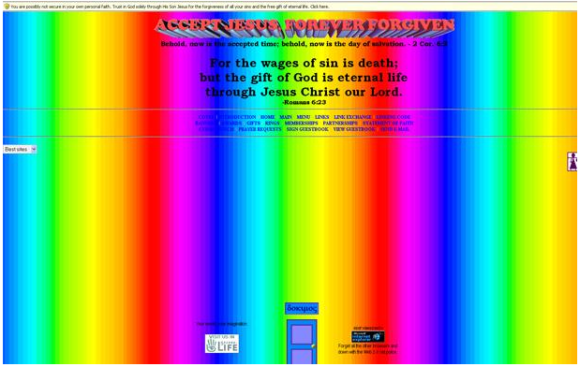 Screen shot 2010 08 26 at 9.47.49 PM 580x367 9 Badly Designed Websites To See What Not To Do As A Designer