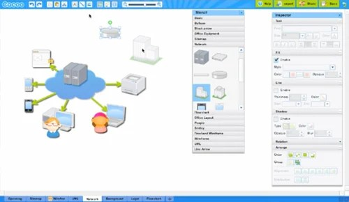 Cacoo 7 Collaborative Online Diagramming Tools to Draw any Diagram