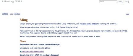 Screen shot 2010 10 21 at 2.01.37 PM 450x191 5 Best Free Flash Editors