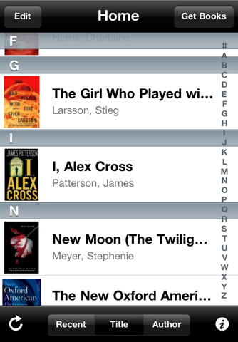 amazon kindle Top 100 Best Free iPhone 4 Apps