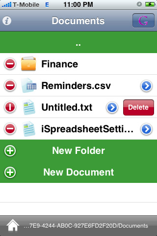 document Top 100 Best Free iPhone 4 Apps