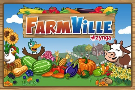 farmville 450x300 Top 100 Best Free iPhone 4 Apps
