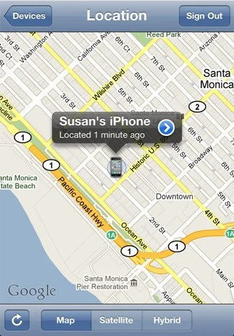 find my phone Top 100 Best Free iPhone 4 Apps