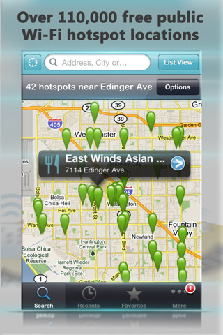 free wi fi Top 100 Best Free iPhone 4 Apps