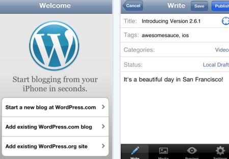 wordpress Top 100 Best Free iPhone 4 Apps