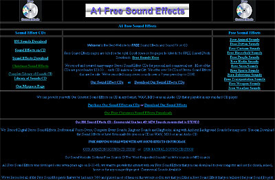 A1 Free Sound Effects 50+ Best Sites To Download Free Sound Effects