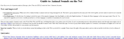 Guide to Animal Sounds on the Net 50+ Best Sites To Download Free Sound Effects