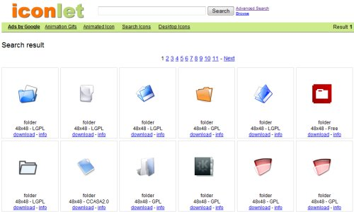 iconlet 18 Great Icon Search Engines For Designers To Find High Quality Free Icons
