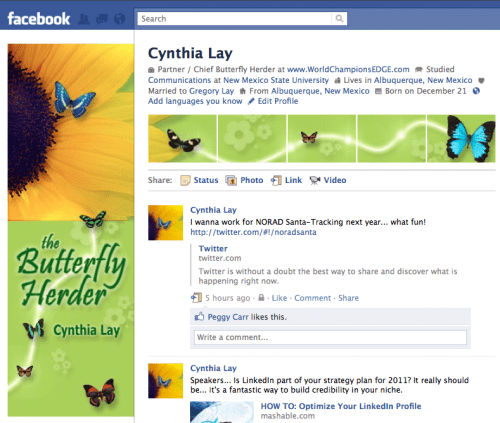 new facebook profile hack23 e1293998427333 35 Most Amazing And Creative Examples Of New Facebook Profile Page Design