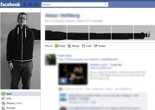 new facebook profile hack27 e1293998987507 35 Most Amazing And Creative Examples Of New Facebook Profile Page Design